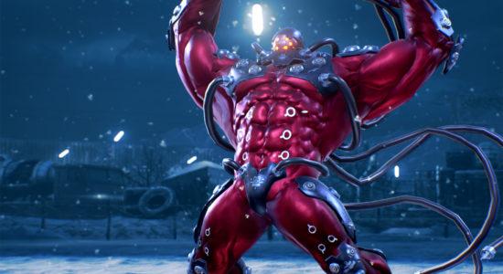 Tekken 7 Gigas