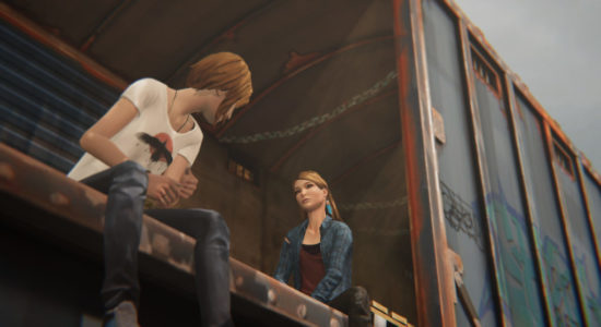 Tågsekvensen i Uncharted 2 hamnar i blåsväder nu...