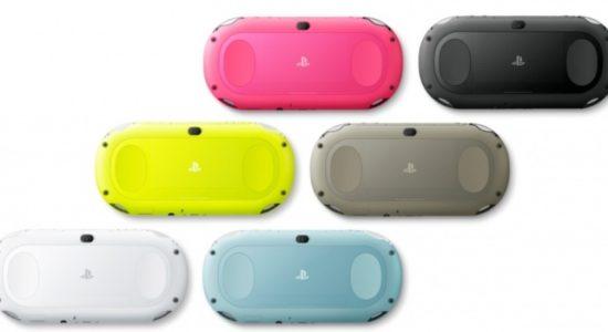 Världens bästa rollspelskonsol finns i många färger. I Japan.