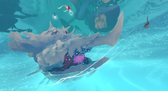 Leviathan; en av världens väldiga invånare