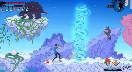 Självklart kan jag använda Minas magiska krafter för att jaga också!