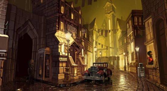 Port Artue ser ut som en idyll, men bakom skuggorna ruvar en mörkare hemlighet...