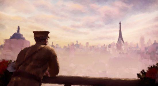 Utsikten över Eiffeltornet känns lite luddig, men är vacker ändå!