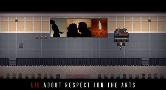 Ingen respekt, ingen utväg från verkligheten.