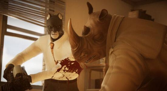 Med en schysst skrivmaskin kan man slå världen (eller en noshörning) med häpnad.