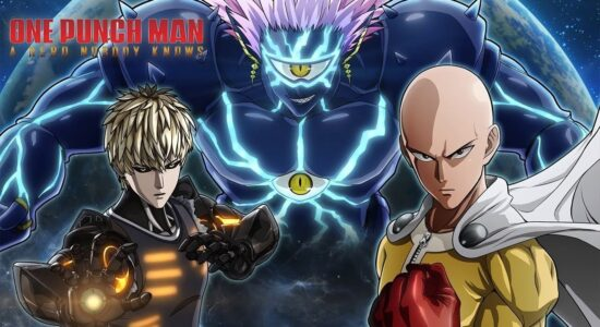 One Punch Man Ger